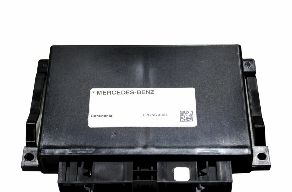 MB AMG M177 CPC MODULE FOR ALL 9G-TRONIC TRANSMISSIONS
